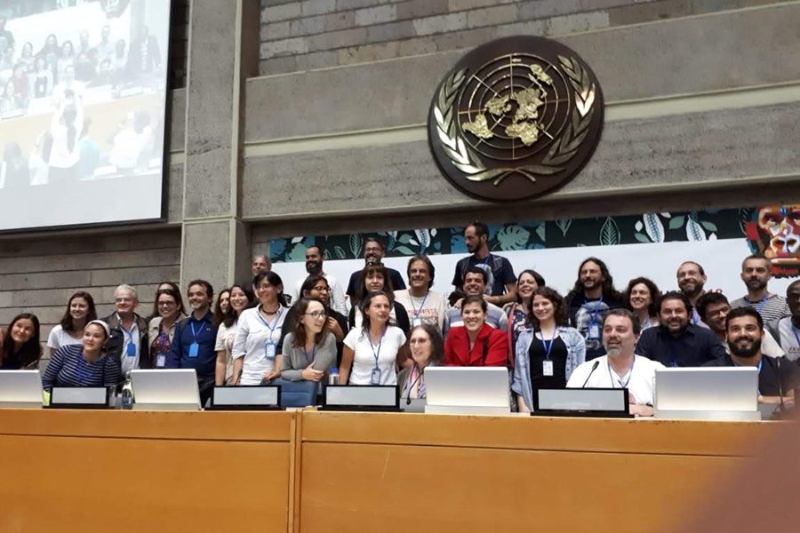 Brasileiros no IPS Congress Nairobi