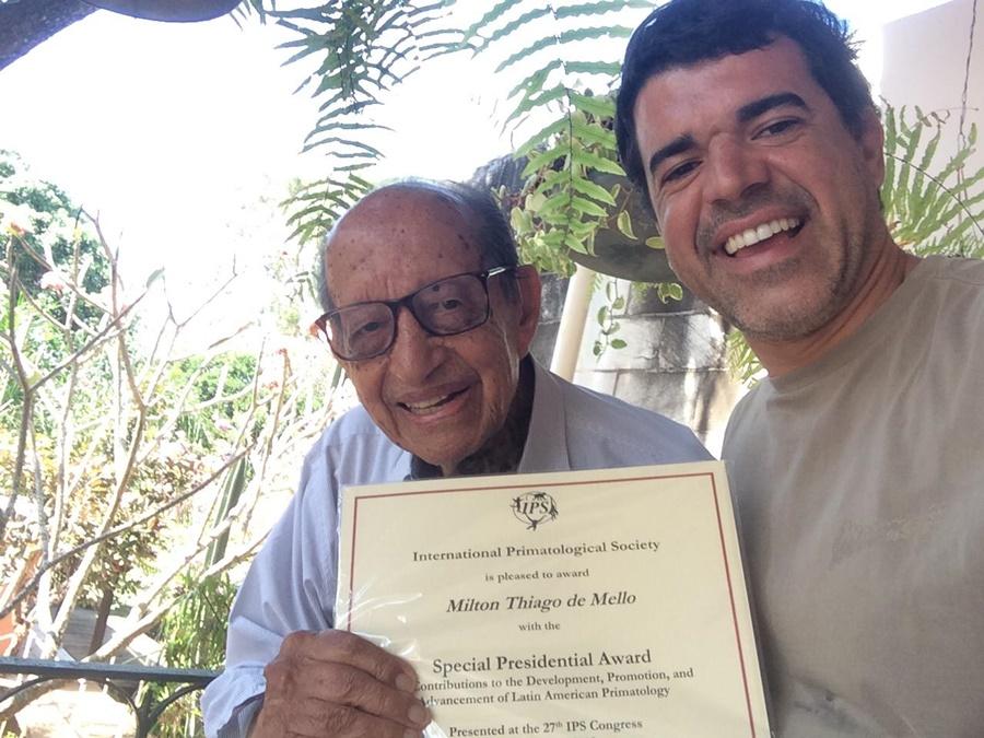 Prof. Milton Thiago de Mello